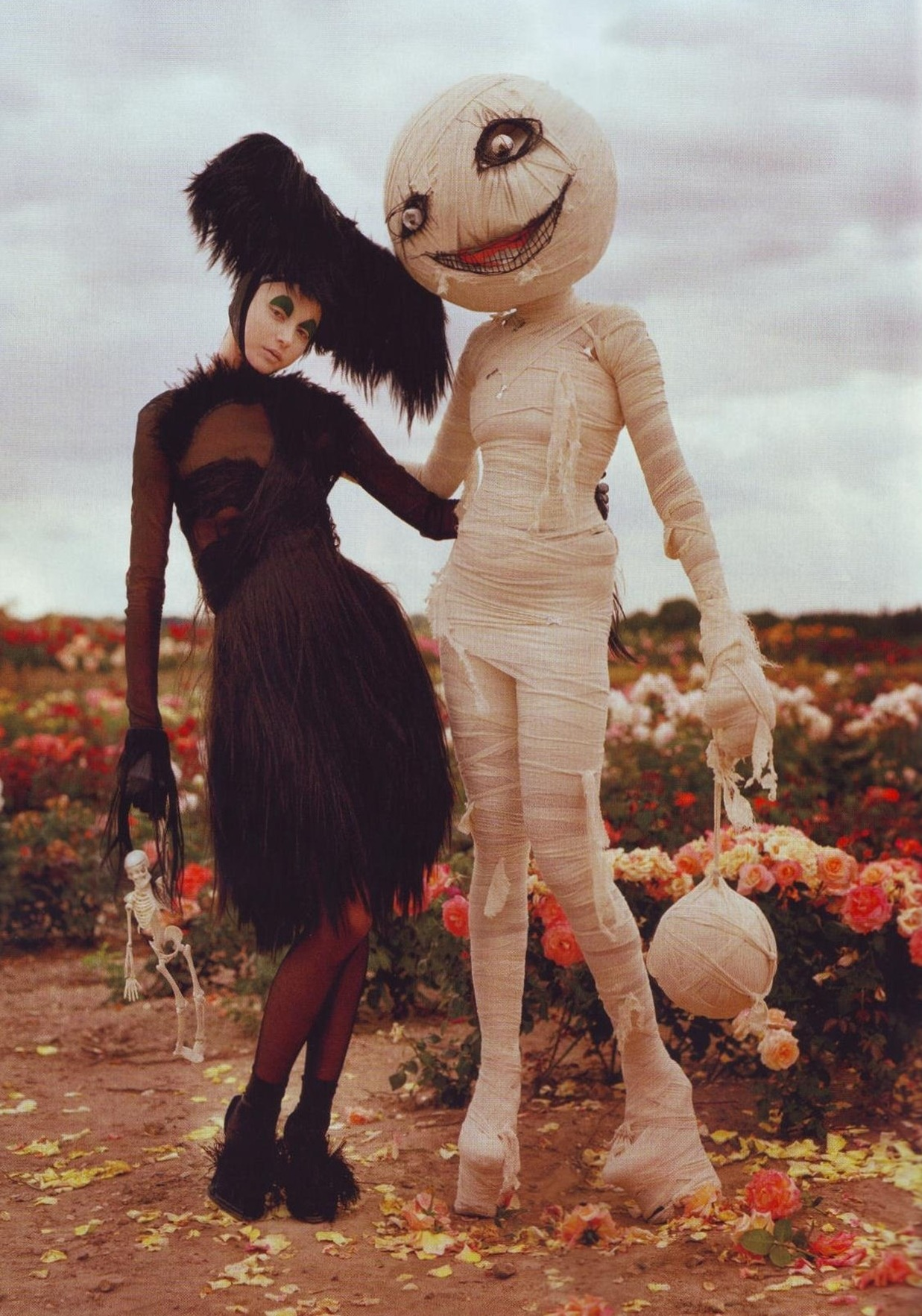 by Tim Walker for Harper's Baazar US, October 2009