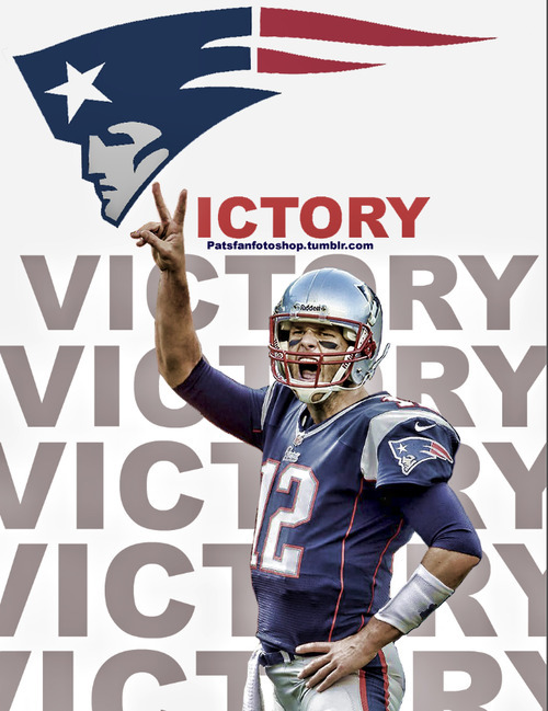 Today is VICTORY DAY!  Patriots vs Texans!