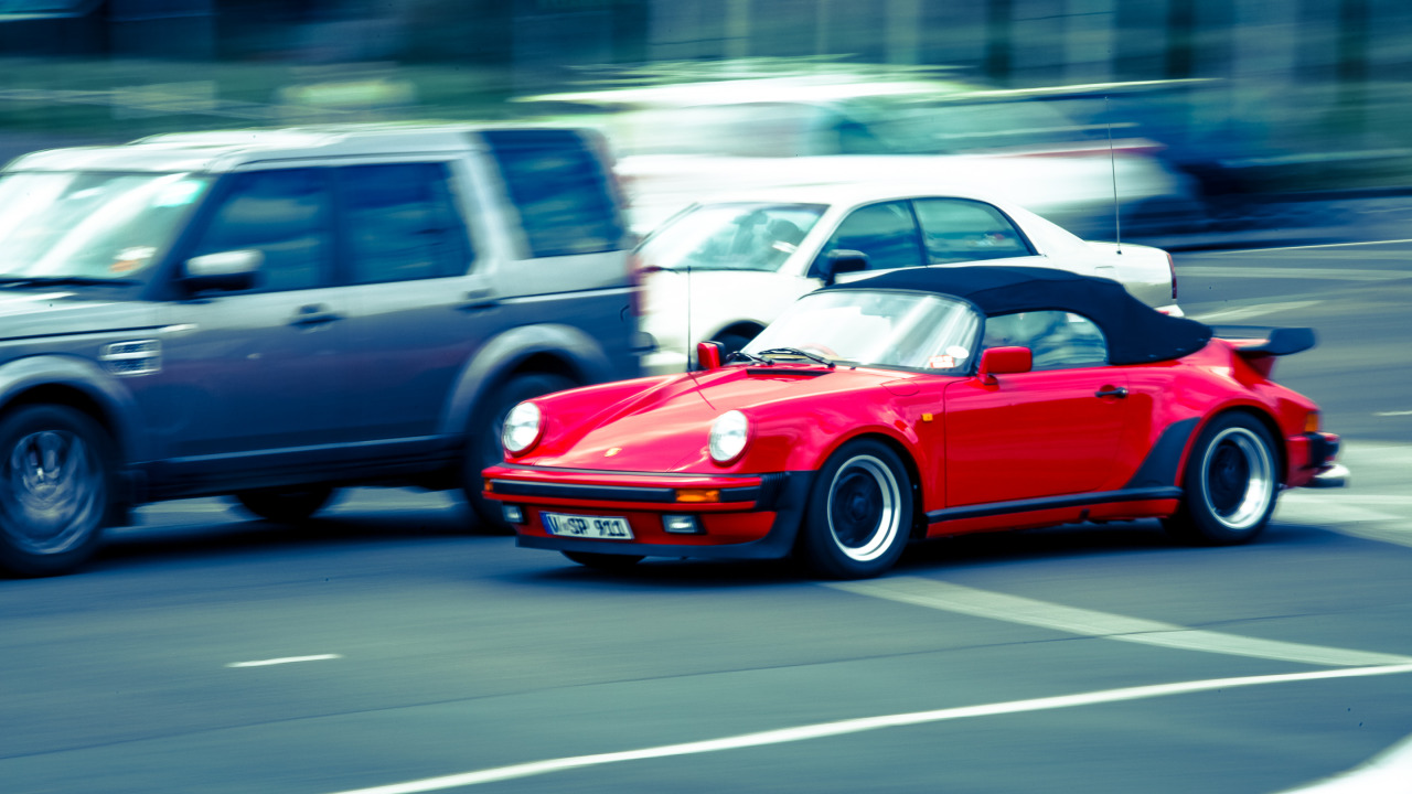 SpeedsterLate G-Series widebody 911 Speedster - the only way to travel!