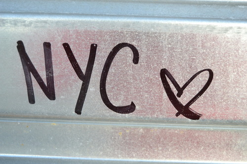 when you leave you will be changed. nyc <3