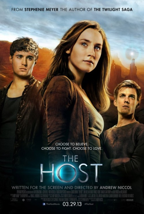 285. The Host * (2013) - Andrew Niccol