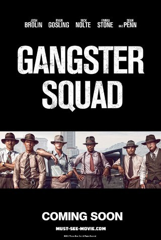 "I'm watching Gangster Squad    ""Gosling""                      12 others are also watching.               Gangster Squad on GetGlue.com"
