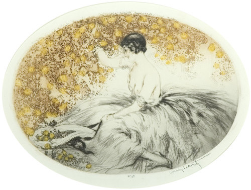 olosta:  Louis Icart, Summer