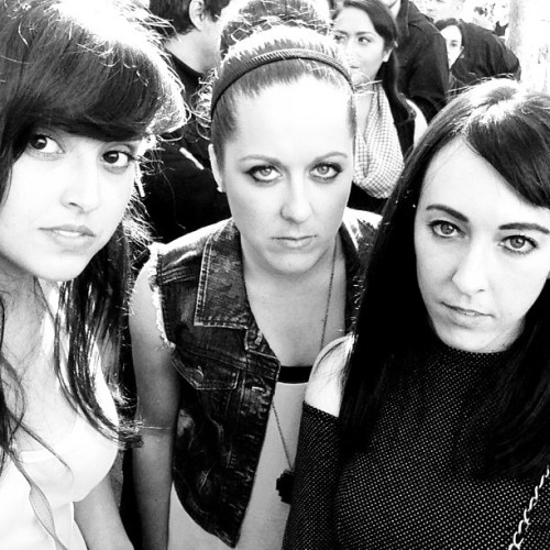 Our 1st Album Cover #ourband #friends #inline #blackandwhite #serious #selfie