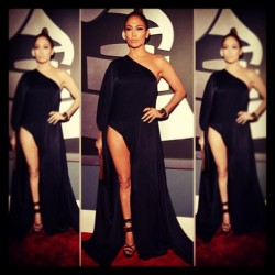 #JLo at the #Grammys … BOOM! 👊👍 #LoveIt