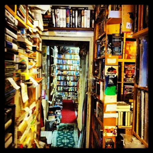 I just want to live here #books #holeinthewall #fallschurch