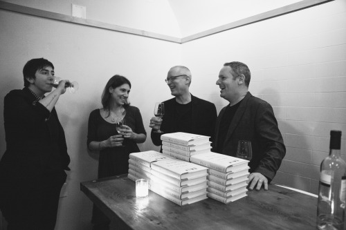 GREAT time last night hosting Eric Asimov for his book-signing after party.