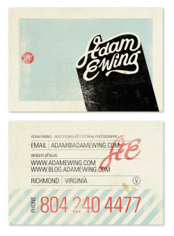 Adam Ewing, Advertising and Editorial Photography  Identity Design: Alex Ramon Mas