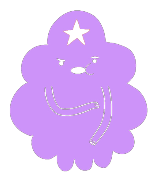 jakethe-dog-and-finnthe-human:  Transparente !  Ooh, transparent LSP!