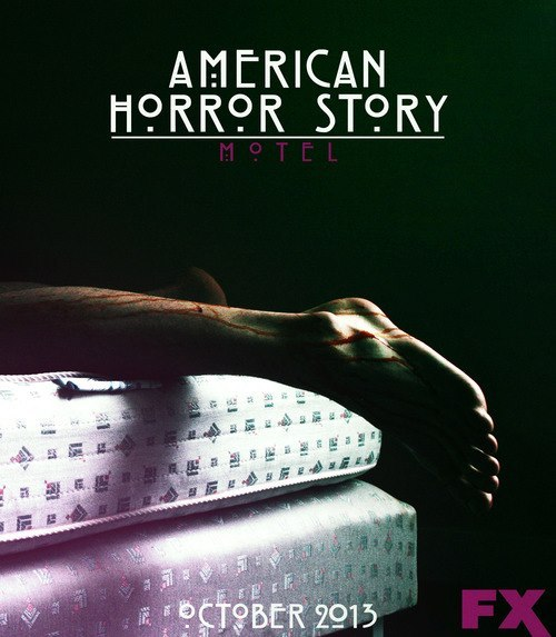 American Horror Story 3. In a motel?