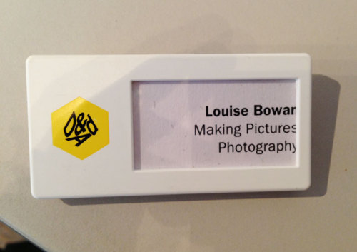 Lu has been busy this week judging the D&AD Student Photography Awards!