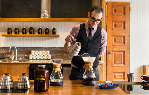 fastcompany:  These two new NYC shops are taking coffee to a whole new (customizable) level. Want Coffee Brewed Your Way? Be Specific