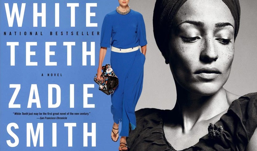 ETRO SPRING 2013ZADIE SMITH WHITE TEETH