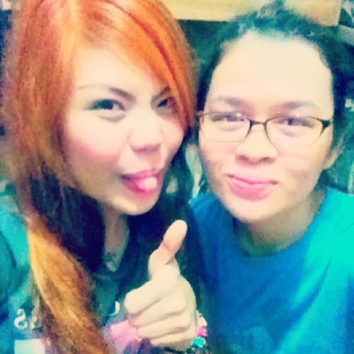 Color-your-hair-red Day! Yay! Thaaaanks @vanillasenorita! #redhead #hairgasm 😍🙆