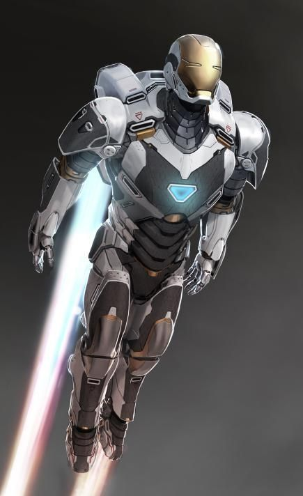 youarelostbecareful:  Iron Man Space suit concept art.