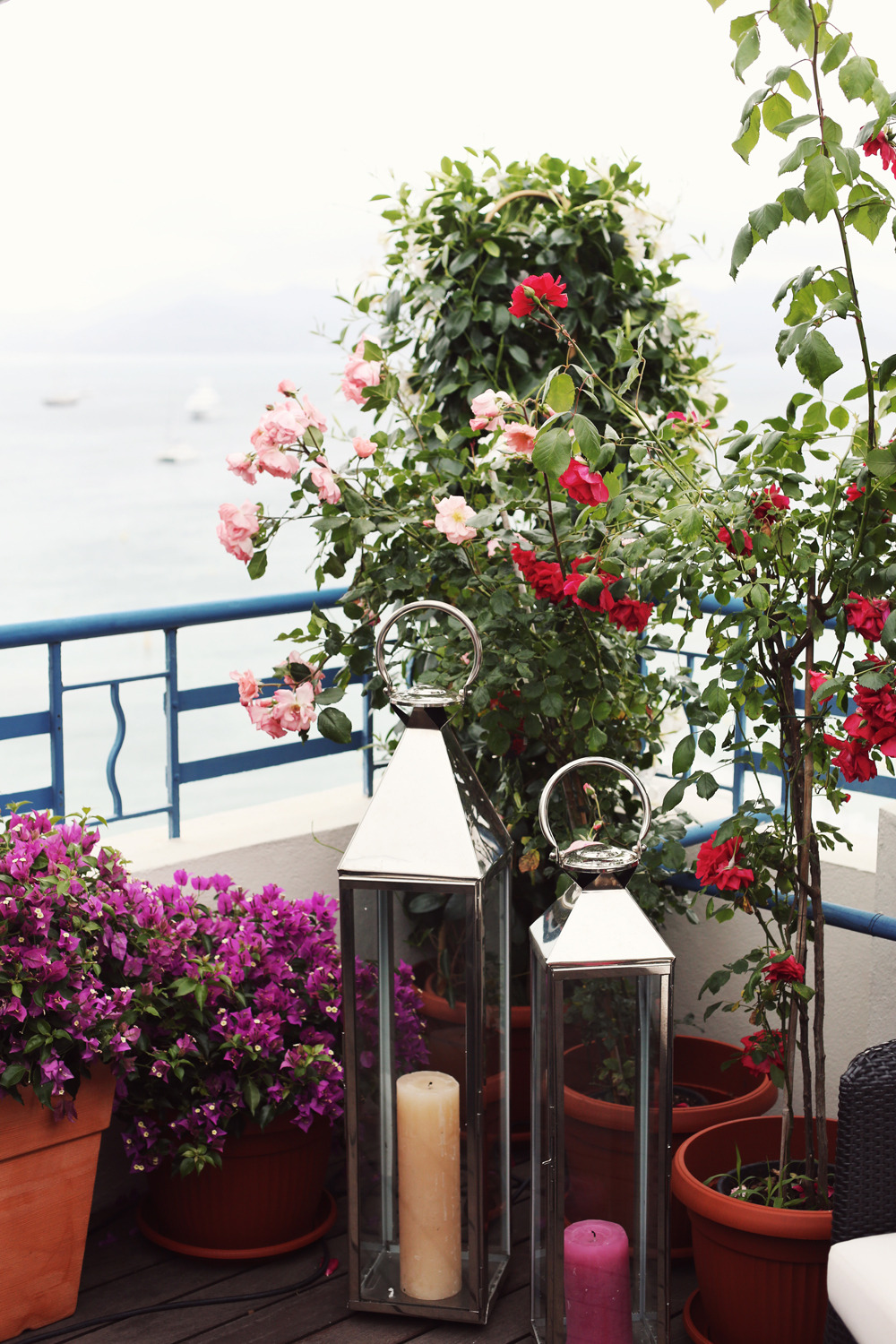 annstreetstudio:  The view from the Chopard lounge in Cannes…