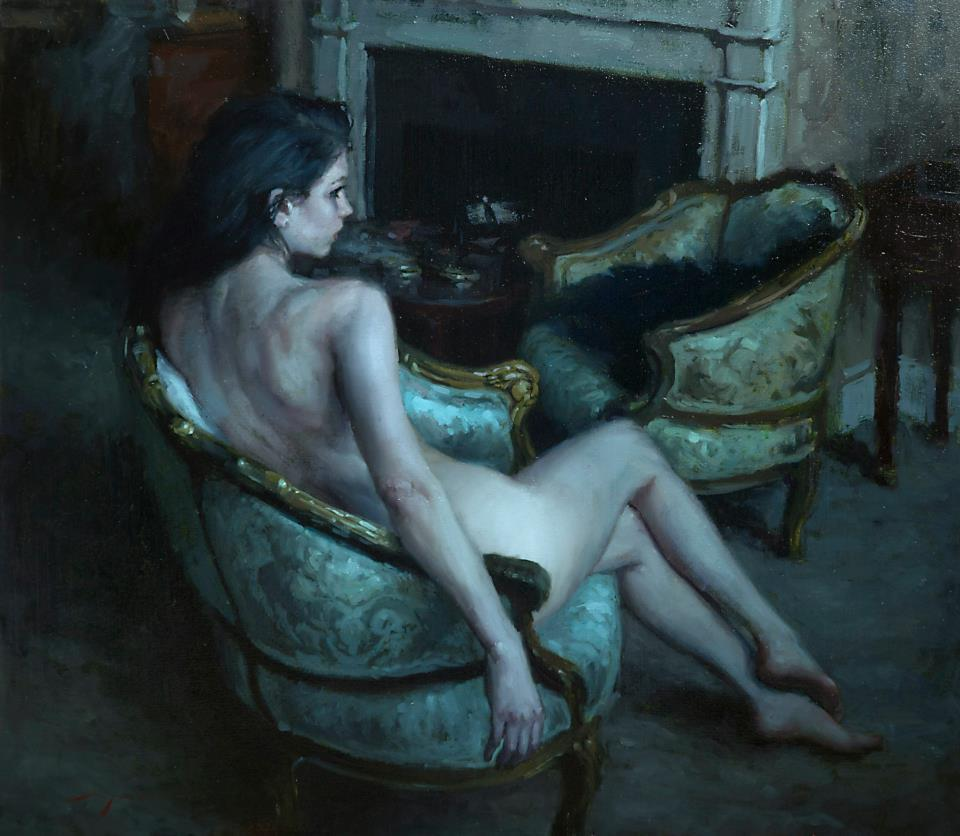Jeremy Mann, The room