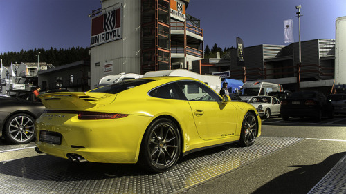 Awesome 911 by Cesc Photography on Flickr.Via Flickr: Porsche Days 2013 - Spa Francorchamps