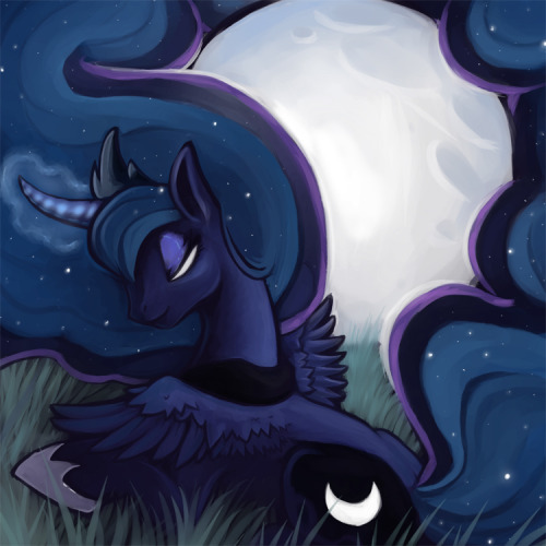 lunarphoenix:  Luna's Moon Dance -Cover Art- by ~DanjiIsthmus