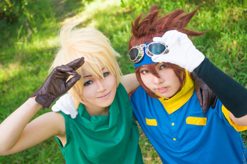 Digimon Adventure : Best Friends ! by *InugamiMomou
