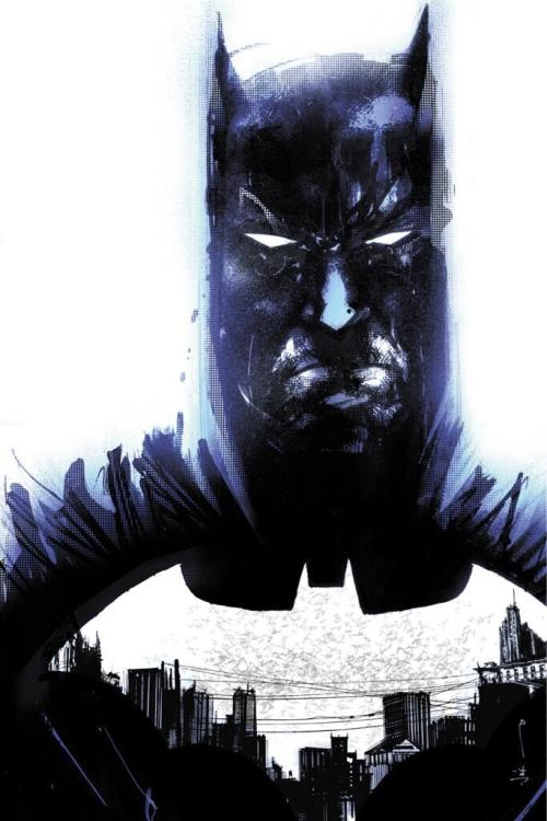 super-nerd:  Batman by Jock