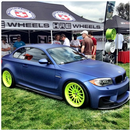 hrewheels:  #Bright? #hre #c109 #highlighter #bimmerfest @slekdesigns @protectivefilmsolutions #sweet #nice #awesome #industrystandard