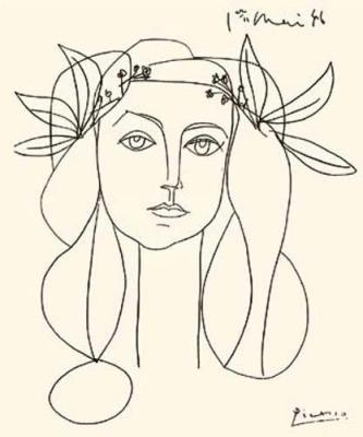 balanh80:  Love the simple beauty of Picasso's drawings