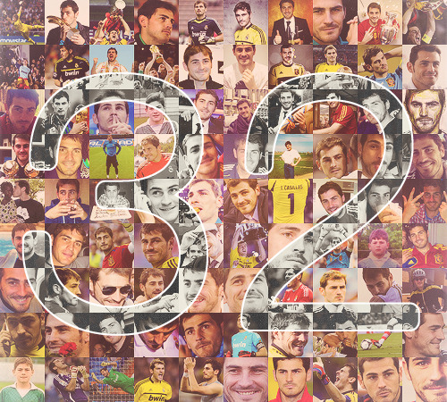 Happy birthday, Iker!