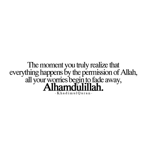 khadimulquran:  The moment when all your worries begin to fade away..