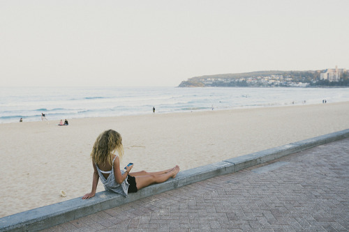 epistolise:  Manly Beach by Felipe Neves on Flickr.