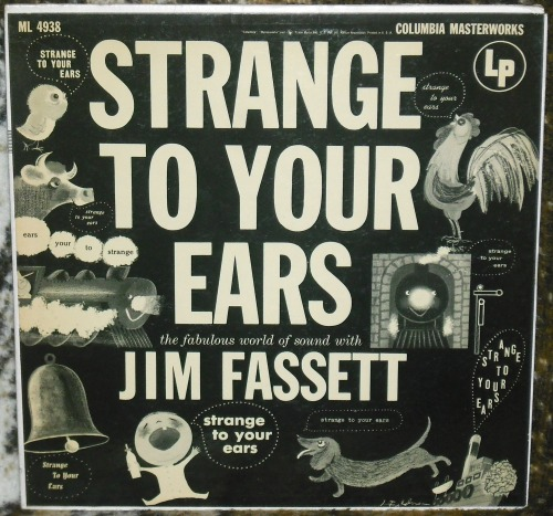 Jim Fassett - Strange To Your Ears