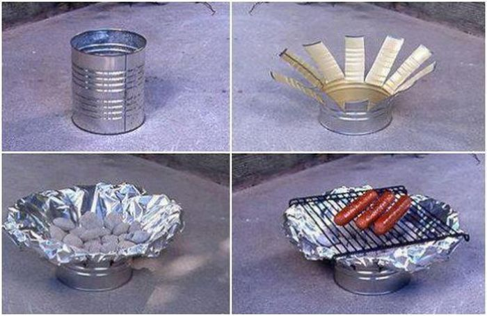 DIY - Mini grill party!