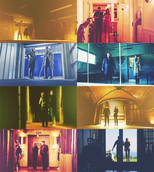 colour-me-castle:  Castle & Beckett > Framed (Season 5)