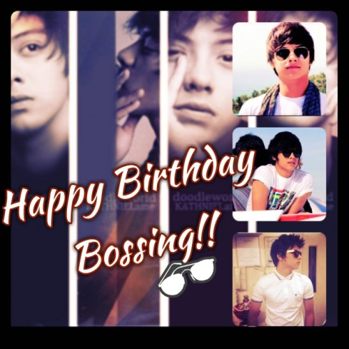 kathnielspikersgsc:  #Happy18thBirthdayDanielPadilla Deej! HAPPY'HAPPY BIRTHDAY ❤❤❤ We Kathniel Spikers Gensan will support you no matter what and we will love you poreber & eber :))) Sana tuloy-tuloy ang blessings mo at wag kang mgbabago. STAY INLOVE hahaha STAY COOL! Solid to :)))) Have a good one!