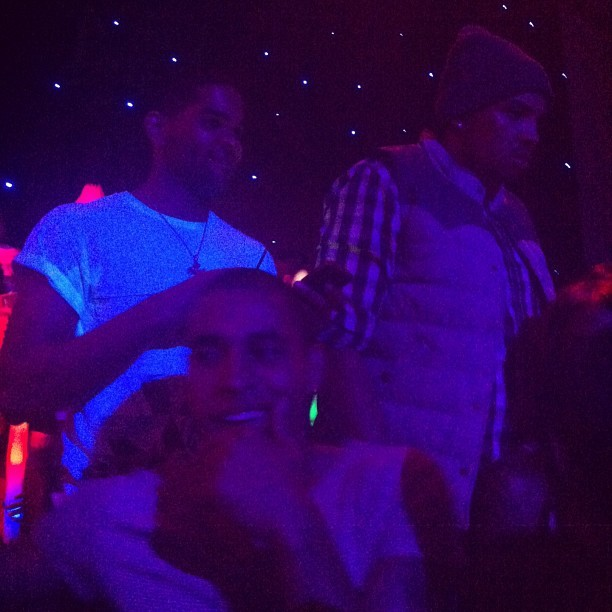 @dijontalton VIP section was live as fuck. Gotta do it again soon @juanbgil @luluslove @romique12 gd look on the invite #supperclub #kingofcandidpics #calichiefs