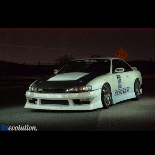 Photo credit @itsevolution_photography  #s14 #sr20det #drift #nofilter #nissian #nomakeup #hellaflush #illflush #ididitsecond #gramlights #uras #kouki #200sx #240sx #silvia