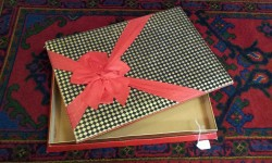 In Shop: Deluxe Large Chocolate Box £18