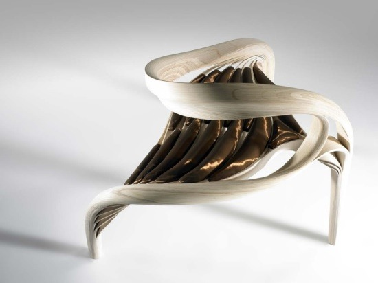 Enignum III Chair by Joseph Walsh
