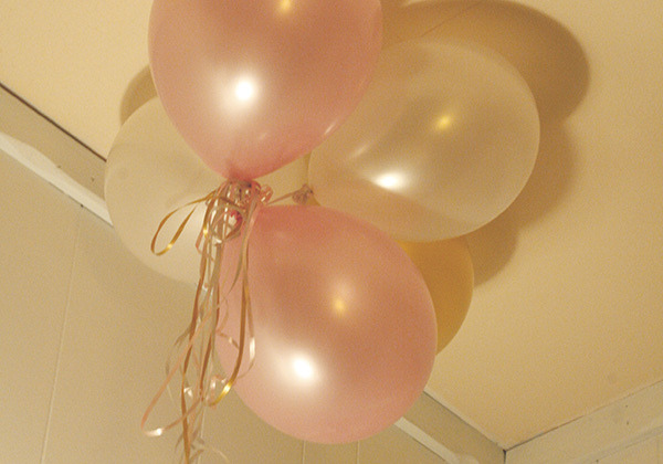 floating pearls on Flickr. special birthday memories