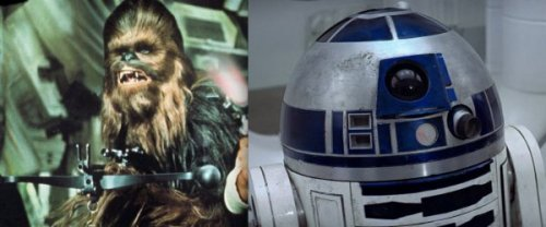 "8 Dark Theories About Children's Movies and TV Shows Chewbacca and R2D2 were traitors. I kind of wanted to include this as a treat to myself, just to imagine the spike in blood pressure from nerds once again seeing Star Wars labeled as a kids movie. Which it is. Am I kidding? Do you have toys? I digress. Some dopes out there find it hard to accept that maybe some stories are just… pretty straightforward. In their mind, R2D2 is a spy who avoids getting his memory deleted and purposefully manipulates everyone around him to avoid getting captured and help the Rebels. He often does so by communicating with ""fellow super spy"" Chewbacca, who uses stupid ol' Han Solo, a mere puppet of a pilot, to do his every nefarious bidding. Let's slow down for a second. Star Wars is pretty much the oldest tale in the book, a prototypical hero's journey. There are good guys and there are bad guys. There are some twists and turns, of course, but this is not Dostoevsky. Chewy is a big furry thing, R2D2 is a little beepy thing. They do stuff, kids enjoy them, shut up. Keep Reading"