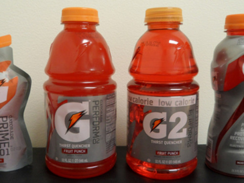 "Gatorade removing controversial ingredient following complaints AP reports: PepsiCo says it is removing a controversial ingredient from Gatorade following customer complaints. A spokeswoman for the company said the move was in the works for the past year and wasn't a response to a recent petition on Change.org. The petition on Change.org noted that the ingredient, brominated vegetable oil, has been patented as a flame retardant and is banned in Japan and the European Union. PepsiCo's spokeswoman says Gatorade uses the ingredient as an ""emulsifier,"" meaning it distributes flavoring more evenly so that it doesn't collect at the surface. Brominated vegetable oil, or BVO, is still used in other PepsiCo drinks, such as Mountain Dew, she said. Photo: Wikipedia Commons, via National Post"