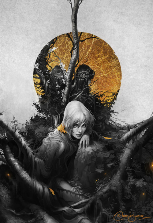 inspirationofelves:  Fools Gold by `Charlie-Bowater