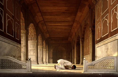 oceano-mare:  Jama Masjid, Delhi, 1979 by Michael Foley Photography