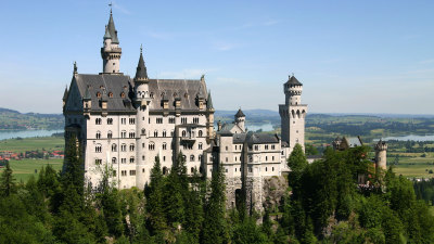 I really want to visit Germany.