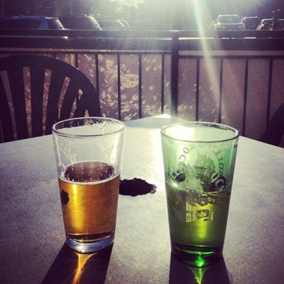 #TGIF #patio #weather #Toronto  (at The Black Bull)
