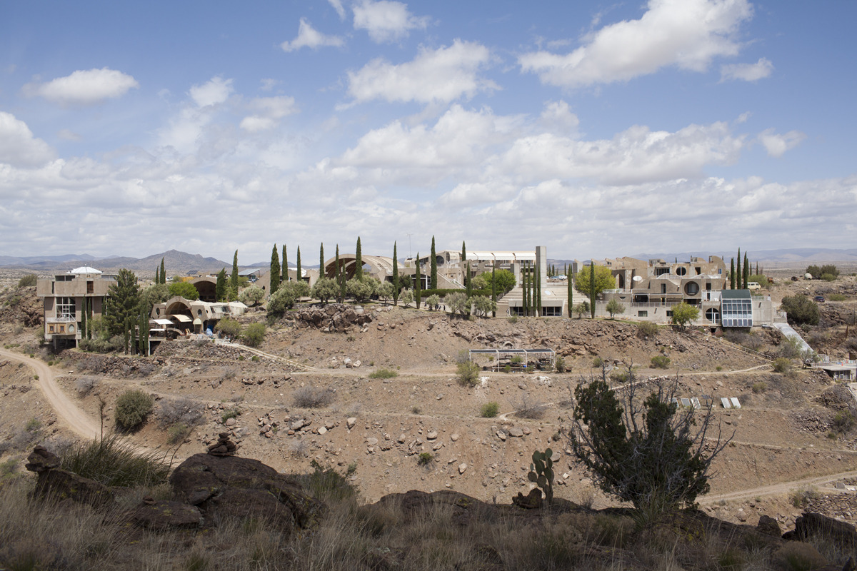 05/07/13 Arcosanti, AZ   In the beginning of this month I headed out to Arizona with Edan Cohen to help him with a documentary film he's been working on.  Our first stop was Paolo Soleri's urban laboratory Arcosanti. Below are a few photographs from our trip.