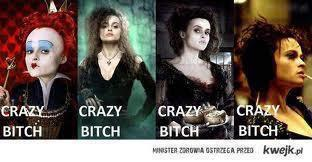 fandompickle:  Helena Bonham Carter, oh how we love you.  I love this crazy bitch