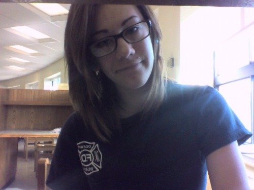 exhausted lib selfies~