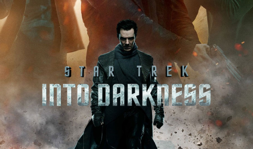 Star Trek Into Darkness - International Trailer  In Summer 2013, pioneering director J.J. Abrams will deliver an explosive action thriller that takes Star Trek Into Darkness. When the crew of the Enterprise is called back home, they find an unstoppable force of terror from within their own organization has detonated the fleet and everything it stands for, leaving our world in a state of crisis. With a personal score to settle, Captain Kirk leads a manhunt to a war-zone world to capture a one man weapon of mass destruction. As our heroes are propelled into an epic chess game of life and death, love will be challenged, friendships will be torn apart, and sacrifices must be made for the only family Kirk has left: his crew.Official Site: StarTrekMovie.comDirector: J.J. AbramsCast: Chris Pine, Zachary Quinto, Zoe Saldana, Karl Urban, Simon Pegg, Anton Yelchin, John Cho, Bruce Greenwood, Benedict Cumberbatch, Peter WellerWriters: Alex Kurtzman , Roberto Orci , Damon LindelofIn theaters: May 17th, 2013Copyright © 2013 Paramount Pictures