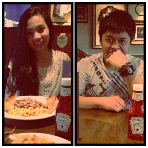 Todaay with her ^^ 2years & 10months :D